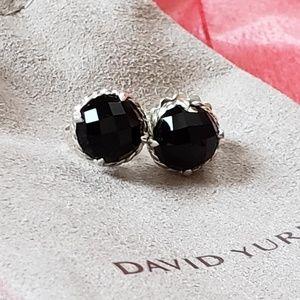 DY Sterling Silver Earrings
